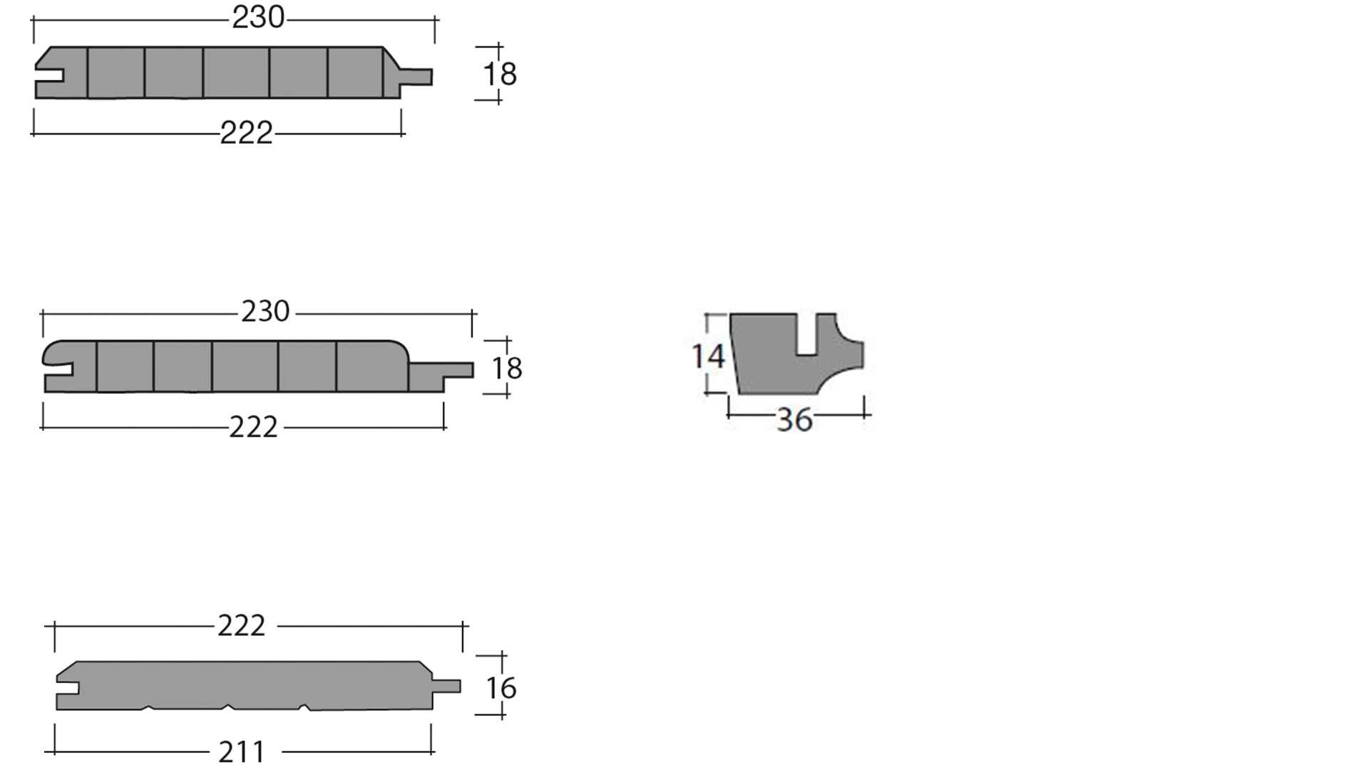 Turbo Paneele & Massivholzdecken vom Profi - HOLZ-GROSS PA25